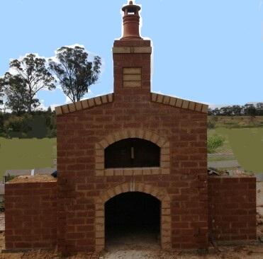 Heritage Pizza Oven