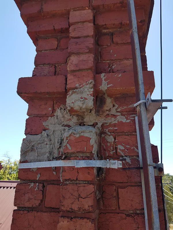 Chimney Rebuild Amp Repair